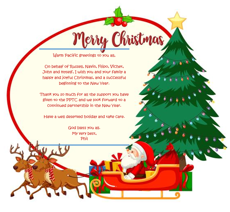 2020 PPTC Christmas Wishes